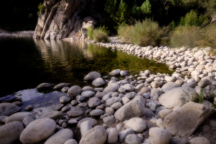 Fotografia di natura for Sassi di fiume
